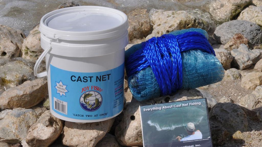 Joy fish professional bait nets 3 8 sq mesh for Joy fishing tackle